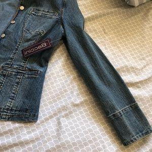Baccini Jackets & Coats - Baccini Women's Jean Jacket